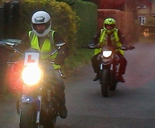 Direct Access Motorcycle Training