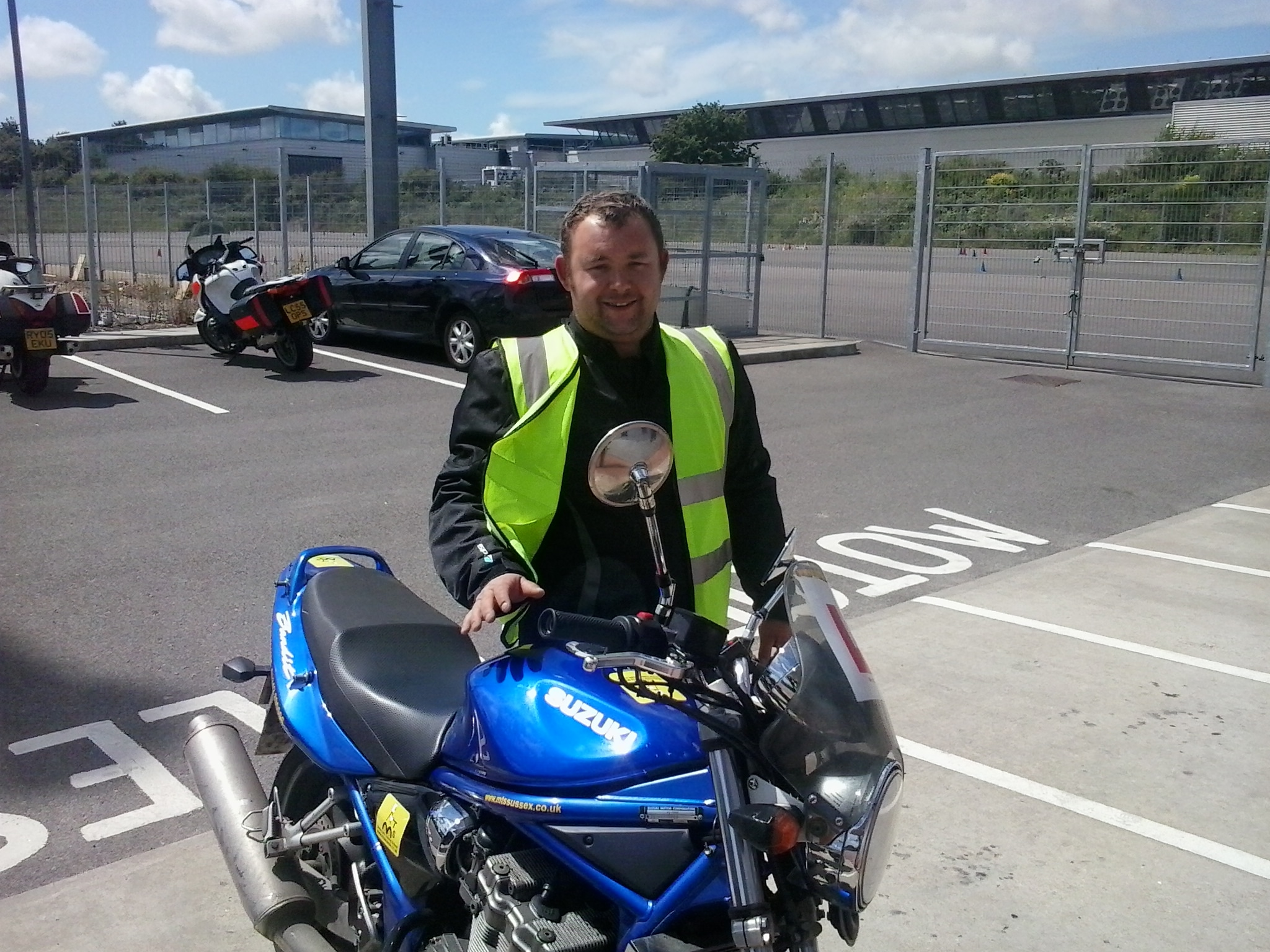 DAS pass for Gary from East Grinstead