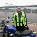 Burgess Hill biker -DAS