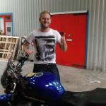 Horsham new biker!