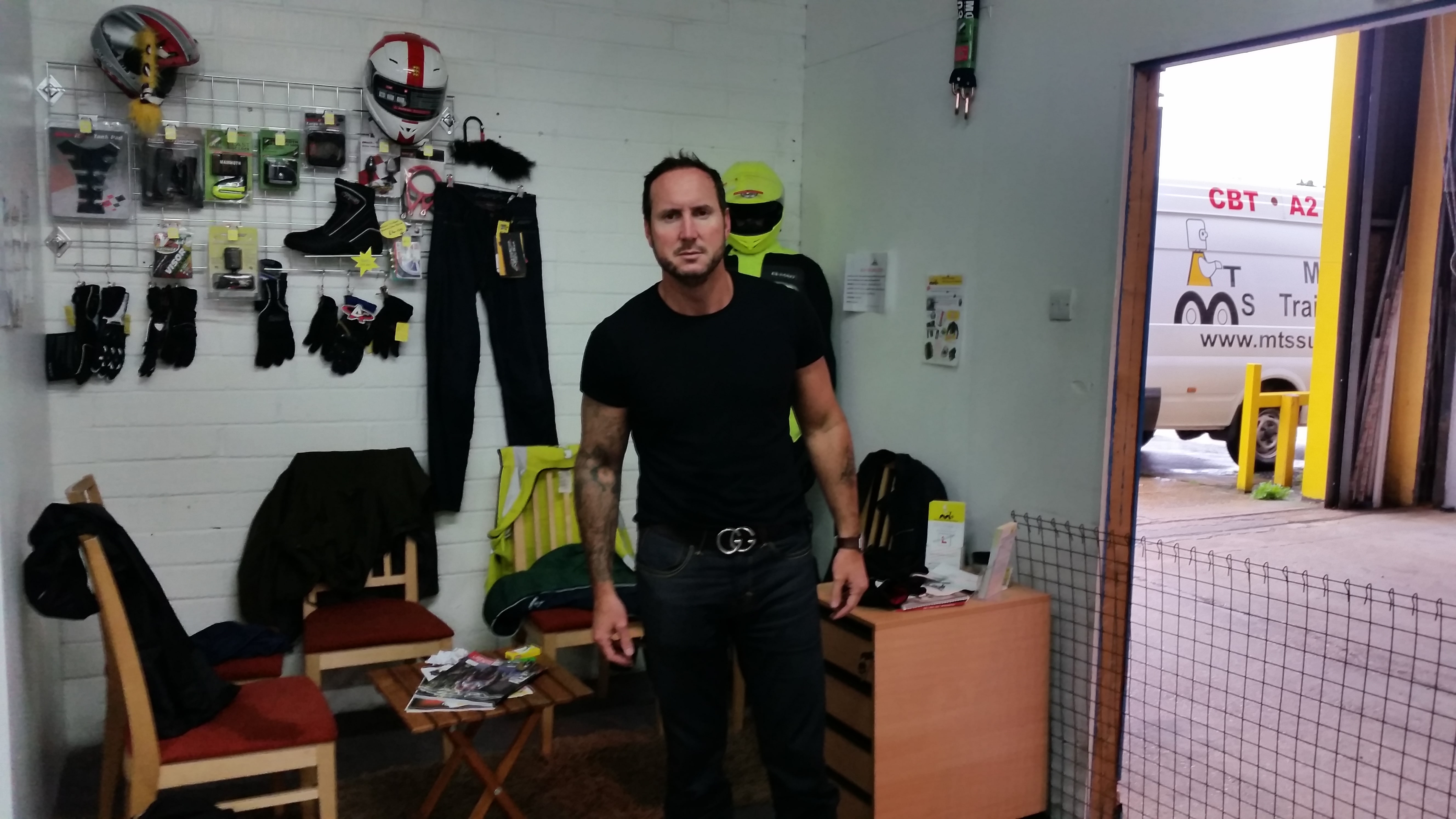 Another Brighton biker free to ride!