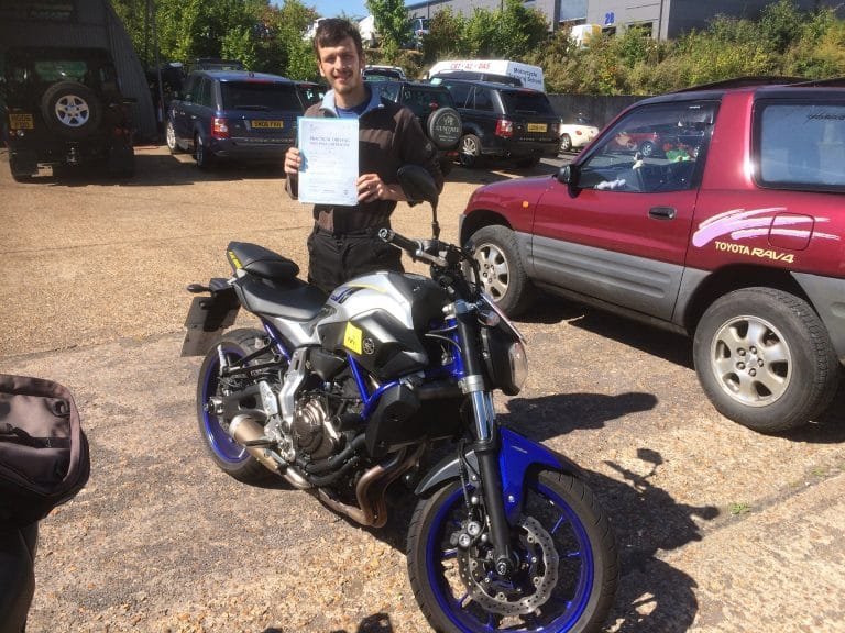 Chris from Crawley upgrades from A2 – DAS