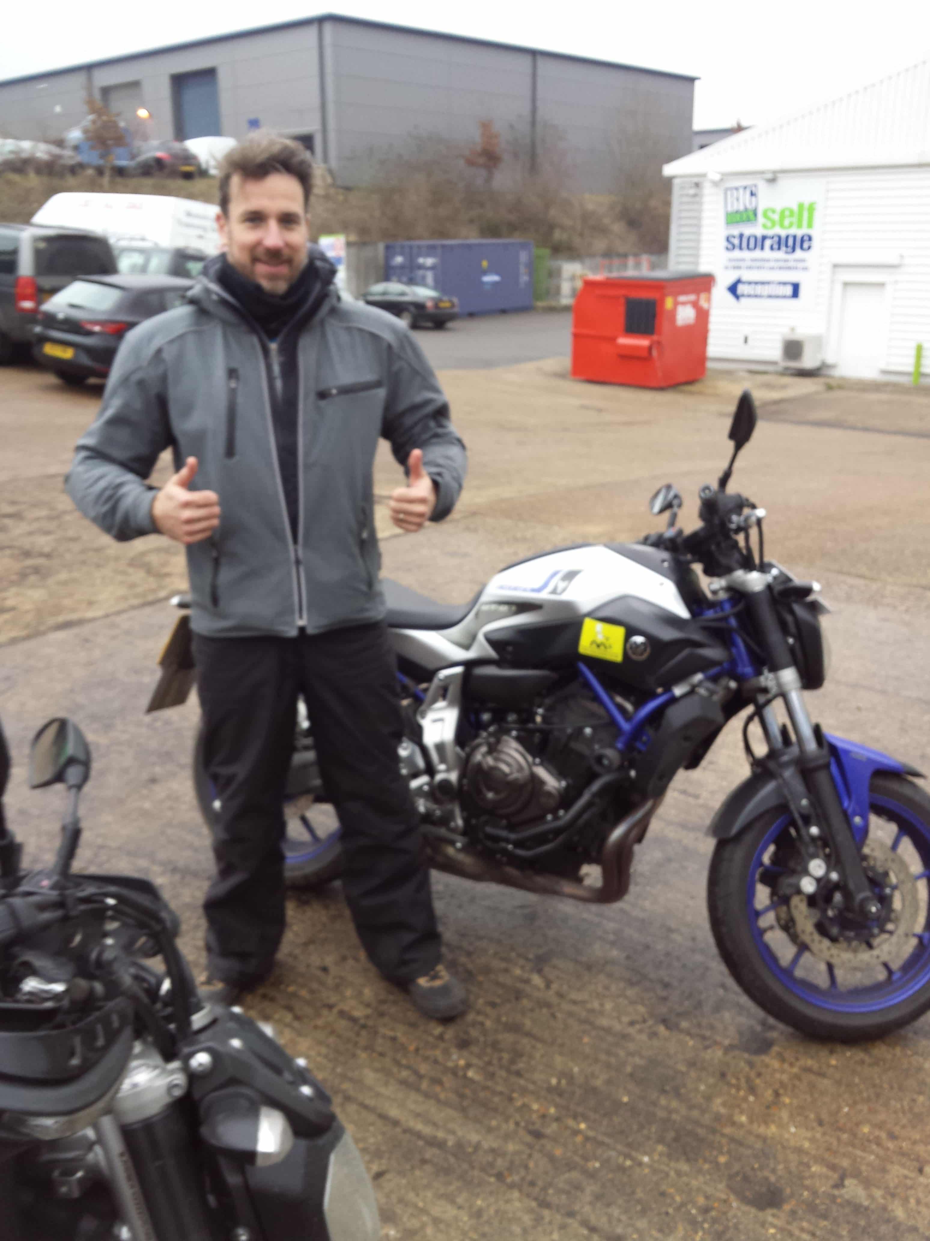 Motorcycle Training Brighton