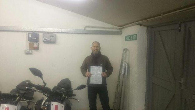 Brighton biker on the lose!