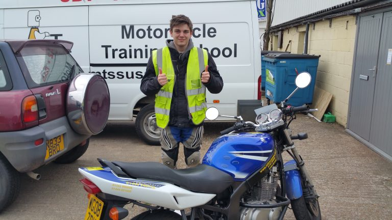 Crowborough set for another biker boy!