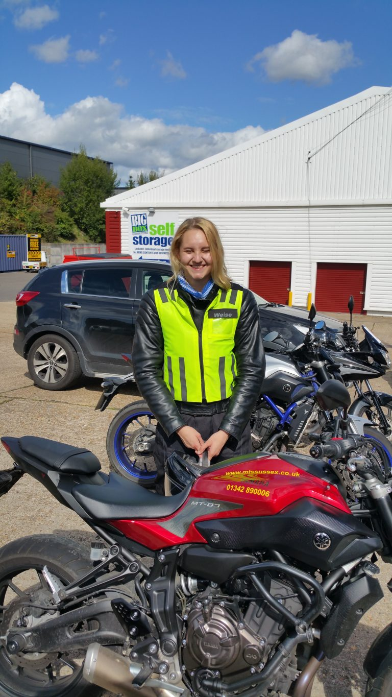 A2 Success for Sidonie