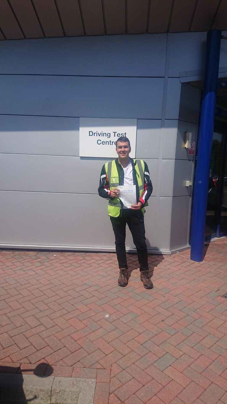 Max O'Bryant passes A2 with zero minors!