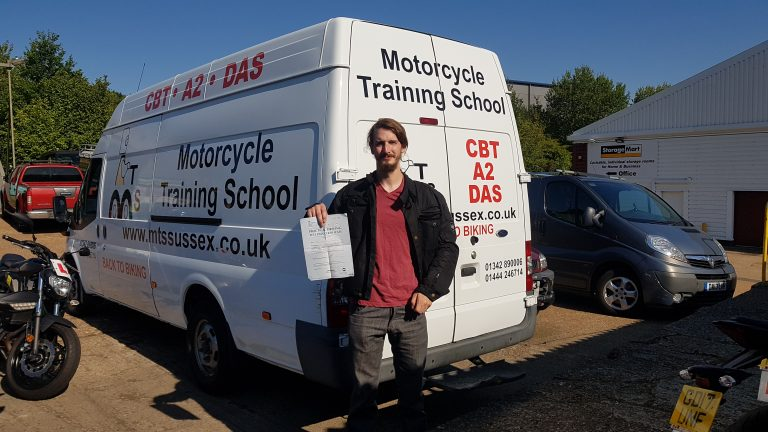 And finally – what a journey Sam Has had to get his DAS!