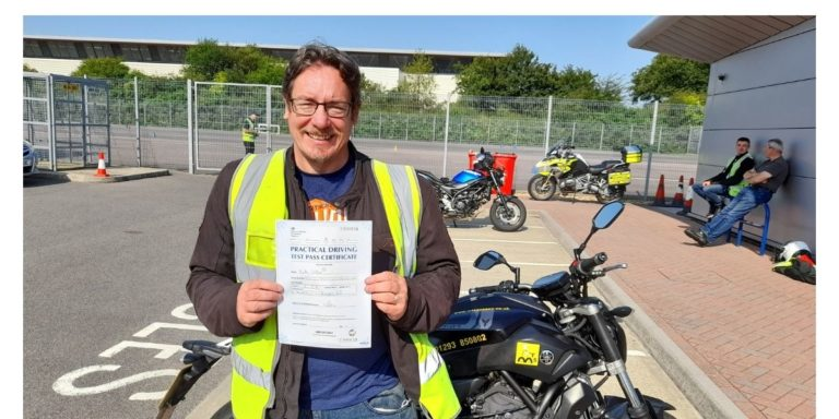 A successful DAS journey for Keith of Worthing