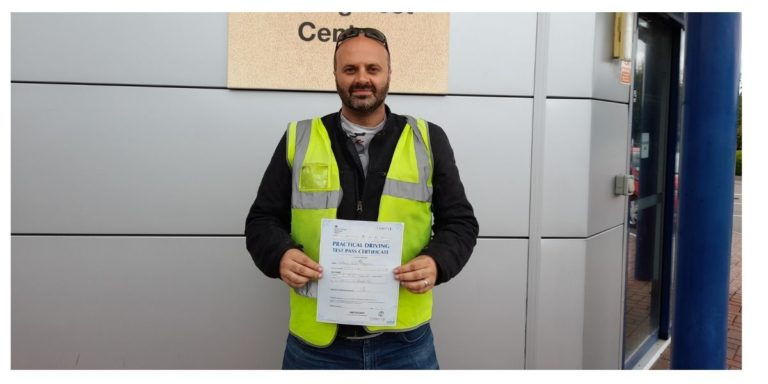 From CBT to DAS in just 4 days for Anthony of East Grinstead!