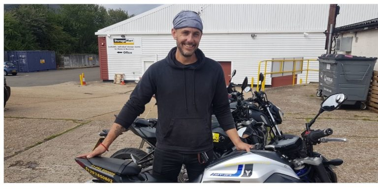 From CBT to DAS for James Of Leatherhead