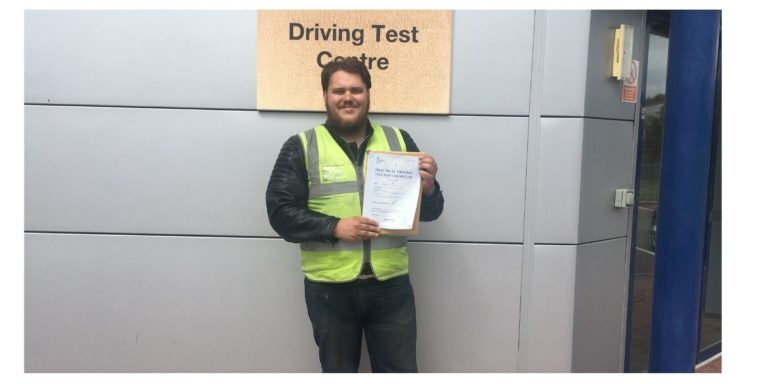 A2 Success for Matthew of Southwater