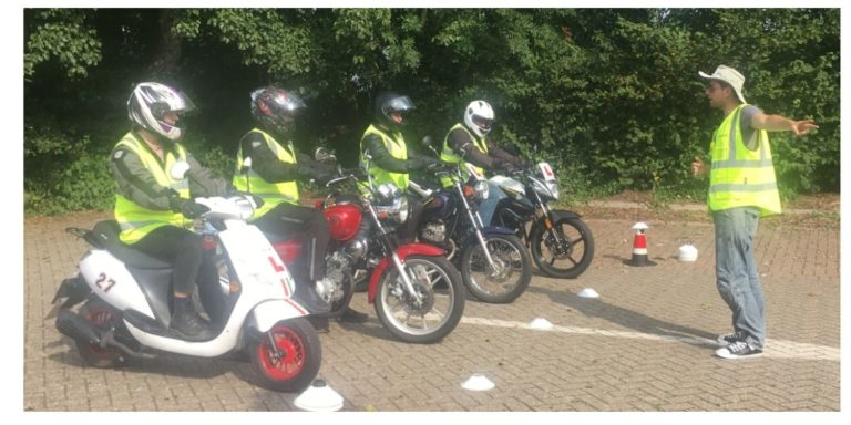 A great day at the CBT – and the sun was clearly our friend!