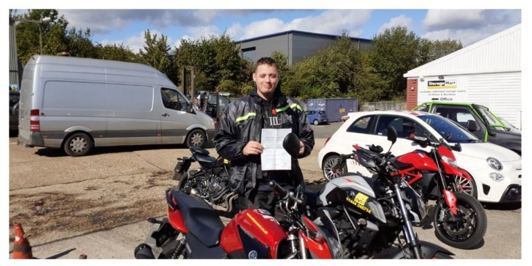 From CBT to DAS for Rob Whiteman