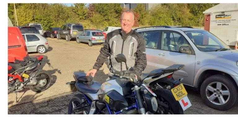 Zero to hero for Graeme of East Grinstead